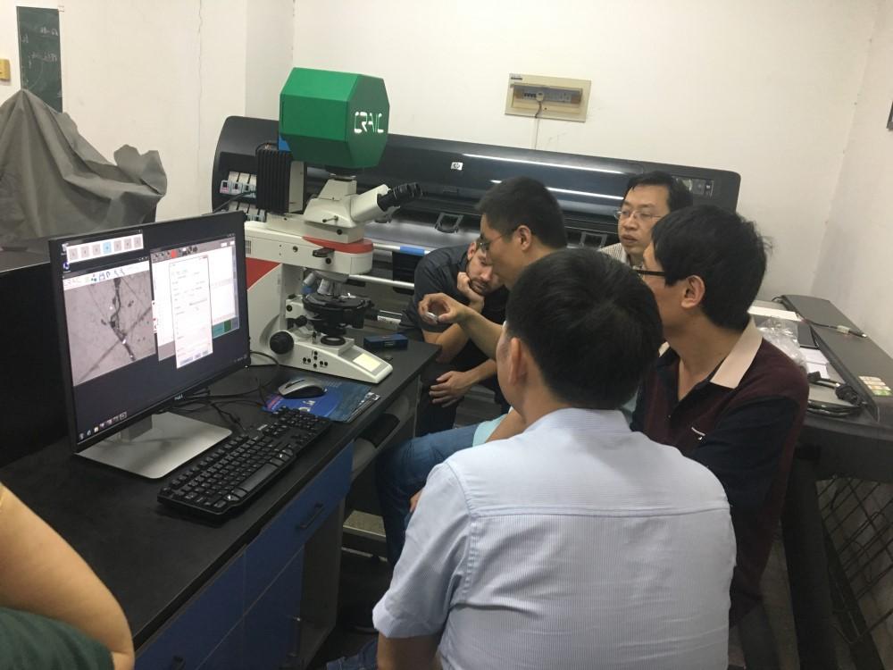 【重磅】,共同发力显微光谱分析市场